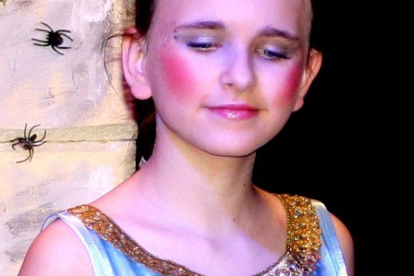 Celina als Prinzessin
