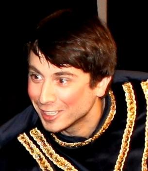 Thomas als Graf
