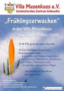Plakat Fruehlingserwachen