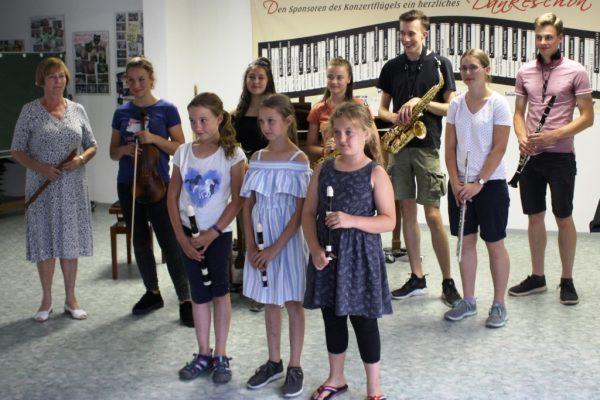 2019-07-03 Klassenabend Holzbläser-15