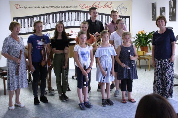 2019-07-03 Klassenabend Holzbläser-19